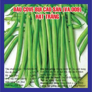 ĐẬU COVE BỤI CAO SẢN HẠT TRẮNG 50G (VA.009)