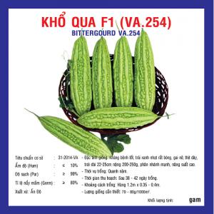 KHỔ QUA F1 2G (VA.254)
