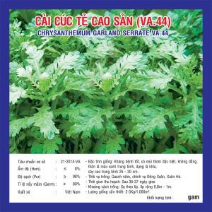 CẢI CÚC TẺ CAO SẢN  (VA.44) 20gr