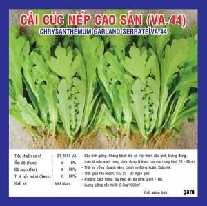 CẢI CÚC NẾP CAO SẢN (VA.44) 50GR
