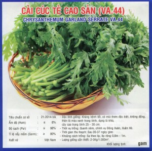 CÚC TẺ CAO SẢN (VA.44) 50 GR