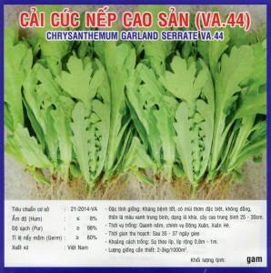 CÚC NẾP CAO SẢN (VA.44) 50GR