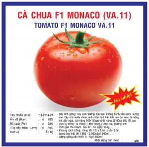 CÀ CHUA F1 MONACO (VA.11) 0.5gr