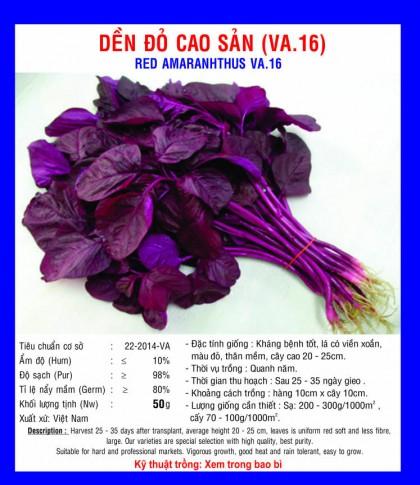 Kỹ thuật trồng rau dền